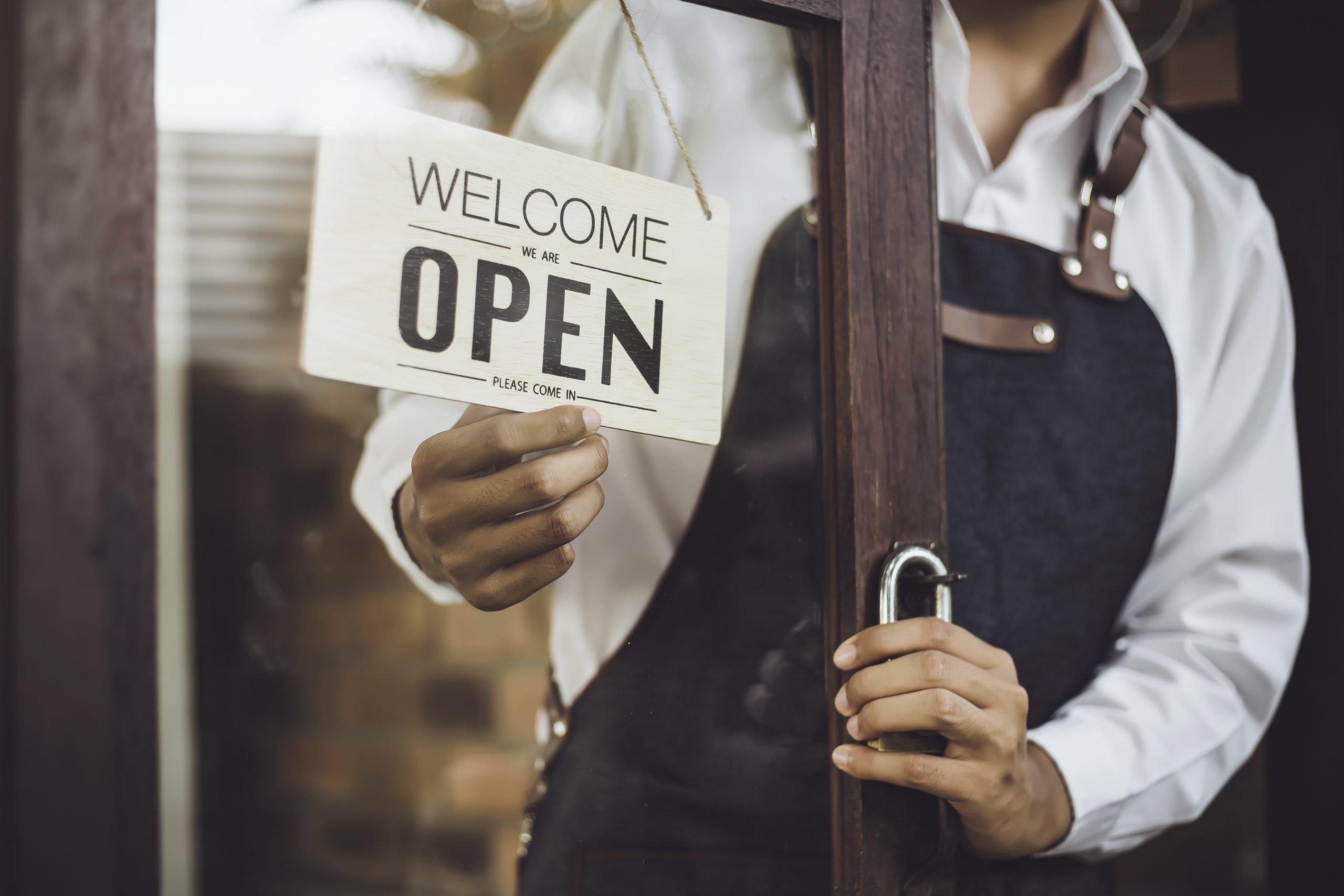 check list ouverture commerce